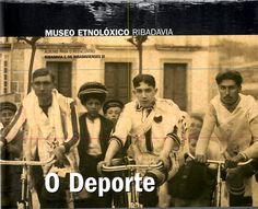 Catálogo da exposición temporal de fotografía: Ribadavia e os ribadavienses VI titulada: o deporte. 2008