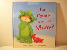 """""""Um livro que ajuda a tranquilizar qualquer criança preocupada em ficar longe dos pais."""""""