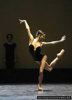 Polina Semionova -i want to earn a body like hers