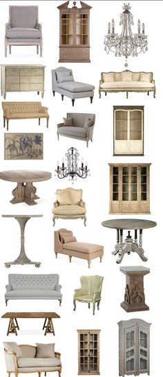 The Most Beautiful French Furniture Flash Sale, New Today