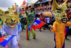 Haiti's National Carnival of 2015 will be held in Port-au-Prince this year from February 15- February 17.