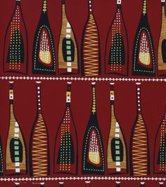 Malaga Wallpaper, designed by Palladio Wallpapers & produced by the Lightbown Aspinall branch of the Wallpaper Manufacturers Ltd. Screen print. England, 1955.