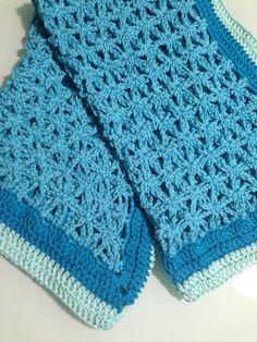 Torera realizada en crochet