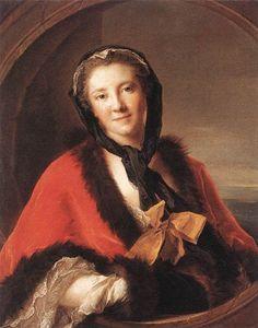 Jean-Marc Nattier - Comtesse Tessin