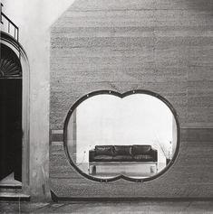 Gavina Showroom. Bologna Italy. 1961-3. Carlo Scarpa.