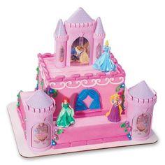 Disney Princess Cake Topper - http://www.kidsdimension.com/disney-princess-cake-topper/