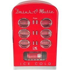 Kalorik Retro Mini Cooler - jcpenney