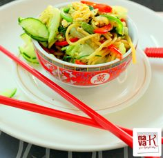 shanghai noodle salad i ve been craving cold asian food lately is that ...