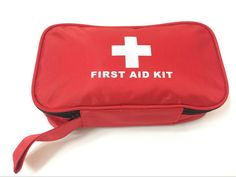 First Aid Kit Safe Outdoor Wilderness Survival Travel Camping Hiking Medical Emergency Kits Treatment Pack FAK-A13 #Affiliate