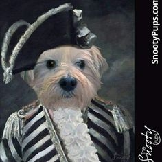 Another happy puppy  Sign up for the newsletter on SnootyPups.com for a discount! #art #petportrait