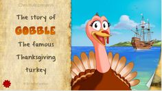 A nice Thanksgiving themed book with some extra activities like puzzles and memory games.  #kids #apps #Thanksgiving