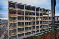 Deserted Places: Packard Automotive Plant, the largest abandoned industrial site in the world