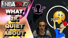 WHAT 2K KEPT QUIET FROM US 🤐 | NBA 2K17 2K17 HOT FIXES & PATCHES  - NBA ...