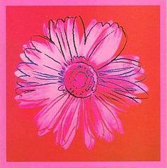 Andy Warhol, Daisy, c. 1982