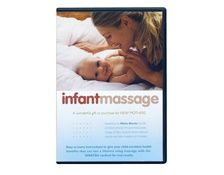 Infant Massage (DVD) massage-therapy