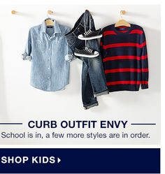 CURB OUTFIT ENVY | SHOP KIDS