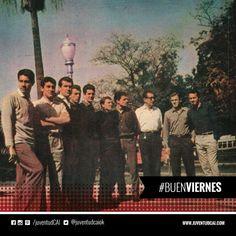 #BuenDiaRojo! #BuenViernes! 😈 Previo al Santos: Acevedo, Decaria,Bernao, Santoro, Las Heras, Trucchia y Maldonado..