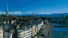 Zurich Switzerland Attractions