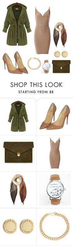 """""""Untitled #307"""" by chilosa3325 on Polyvore featuring Christian Louboutin, J.Lindeberg, Paul Smith, Marc by Marc Jacobs and Alessandra Rich"""