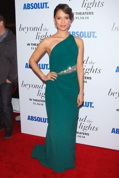 10 Times Gugu Mbatha-Raw's Style Was Absolutely Flawless  - Lanvin, 2014 - from InStyle.com