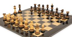 Wood chess sets including pieces and chess board. From basic Staunton sets to luxury models. Many types of wood, designs and sizes for every chess player. Chess Store, Chess Online, Wood Chess Board, Art Through The Ages, Chess Players, Cloth Pads, Daily Star, Indian Festivals, Husband Birthday