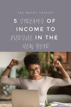 As this year comes to a close, there is no better time than now to explore the various streams of income to pursue in the New Year. As a blogger, I am fortunate to be in a position where I earn passive income from this side business and I know many people can benefit from learning about how they too can earn an extra income to subside their main income.
