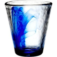Bormilio Rocco Murano glasses - these feel good in the hand, something like beach glass...