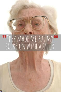 "They made me put my socks on I had a defining moment in my nursing career when a patient told me ""They made me put my socks on with a stick."" It taught me that a small act of compassion can do more for a patient than an entire night of following orders. Being a nurse allows you to touch people in ways no one else can."