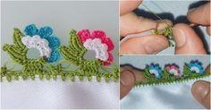 Katlı Tığ Oyası Yapımı Crochet Earrings, Coin Purse, Purses, Floral, Flowers, Point, Handbags, Royal Icing Flowers, Purse