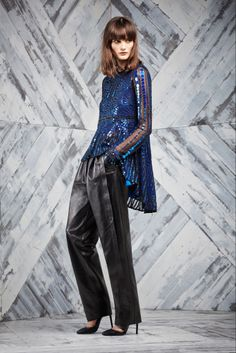 Follow Rent a Stylist http://pinterest.com/rentastylist/ Just Cavalli Pre-Fall 2014
