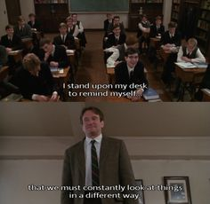 Movie with the best quotes of all time...Dead Poets Society