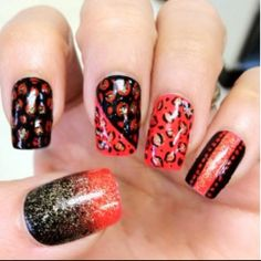 9 Best Red Nail Art Designs