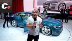 Audi A6 | Salón de Ginebra 2018 | Geneva Motor Show en español | coches.net