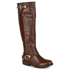 Journee Collection Barb Women's wide calf Tall Boots