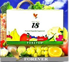 Forever Nature's 18 è un integratore di frutta e verdura composta da una formula di 18 ingredienti. Nature's 18 Forever Living è un'integratore in confezioni da 120 compresse masticabili. Per riassumere Forever Nature's 18 : Forever nature's 18 apporta al nostro organismo i contenuti nutrizionali di ben 5 razioni giornaliere di frutta e verdura Forever nature's 18 rafforza il sistema immunitario [Continua] http://www.aloeverabenessere.it/natures-18-forever-living-integratore-frutta-verdura/