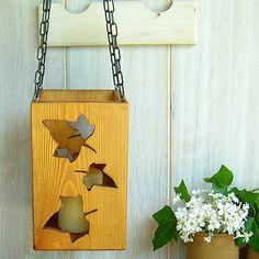 woodartAM / Lampáš brečtanový list