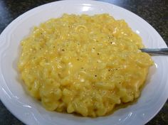 I wanted to make a small amount mac And cheese but only had Light buttermilk, not regular milk. Then I figured it would work just as well and better yet wouldnt require butter. The buttermilk did work fabulously! This is a creamy, gooey kind of mac And cheese similar to Velveeta mac And cheese , not the baked crusty kind.