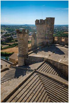 Les tours de la Cathédrale Saint-Nazaire - @xG