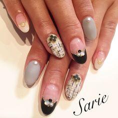 bfec96202377 #nail#nails#nailart#nailsalon#nailstagram#naildesign#gelnail#ネイル