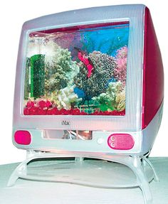 I have an old Apple computer using for beta fish. :)
