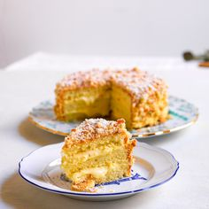 A recipe for an indulgent, yet delicate, cake born in Genoa and enjoyed around Liguria today.