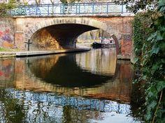 Bonner Gate Bridge, Victoria Park, London