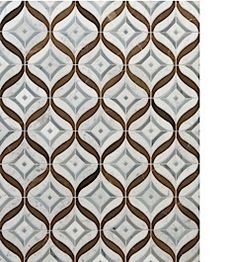 Walker Zanger Jet Set Mai Tai in Cadet Blue Floor Patterns, Textures Patterns, Print Patterns, Tile Design, Pattern Design, Walker Zanger, Unique Tile, Kitchen And Bath Remodeling, Colors