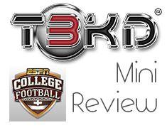 Mini Review: ESPN College Football