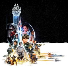 """Rogue One"" heroin Jyn Erso joins Rey and Luke Skywalker on the official key art for Star Wars Celebration Europe. Star Wars Rebels, Star Trek, Star Wars Day, Rogue One Star Wars, Luke Skywalker, Ron Howard, Star Wars Poster, Starwars, Star Wars Celebration"