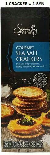 Aldi Crackers