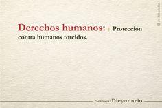 DERECHOS HUMANOS en el Día de la Memoria