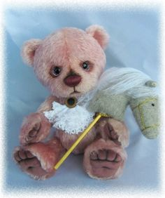 Ташкины мишки Teddy Bears: марта 2011