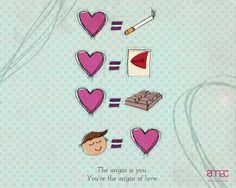 """Mika The Origin Of Love art """"am2c: The Origin is You"""""""