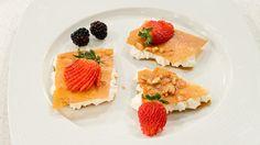 Saber cocinar - Láminas crujientes de frutos secos: www.rtve.es/n/595122